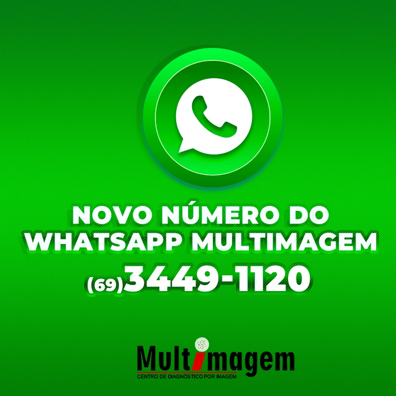 Novo Número do Whatsapp Multimagem!