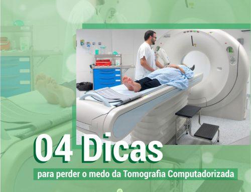 4 dicas para perder o medo da Tomografia Computadorizada!